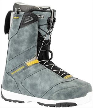 Nitro Anthem TLS Snowboard Boots, UK 8 Charcoal 2020