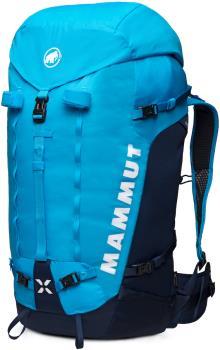 Mammut Trion Nordwand 38 Women's Climbing Backpack, 38L Sky/Night