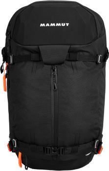 Mammut Nirvana 35 Freeride Ski Backpack, 35L Black