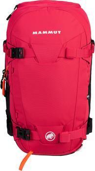 Mammut Nirvana 30 Freeride Backpack, 30L Dragon Fruit/Black