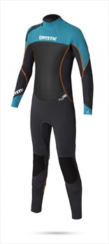 Mystic Star 3/2mm Full Junior Wetsuit, Junior S Teal Black