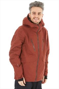 Flylow Roswell Insulated Ski/Snowboard Jacket, L Barn