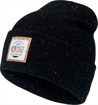 Picture Uncle Ski/Snowboard Beanie One Size Black