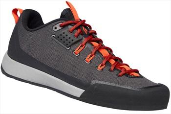 Black Diamond Technician Approach Shoes UK 11.5 Anthracite/Octane