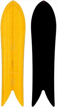 Gentemstick Rocket Fish Hybrid Camber Snowboard, 145cm 2021