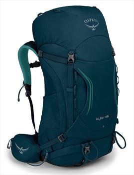 Osprey Kyte 46 WS/WM Trekking Pack, 46L Icelake Green