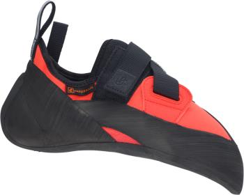 Unparallel NewTro VCS Rock Climbing Shoe UK 8.5   EU42.5 Orange/Black