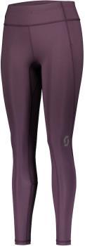 Scott Train Run Women's Running Leggings/Tights, UK 10-12 Dark Purple