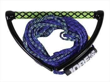 Jobe Prime Wake Rope   Handle Combo, 65 Ft Blue 2021