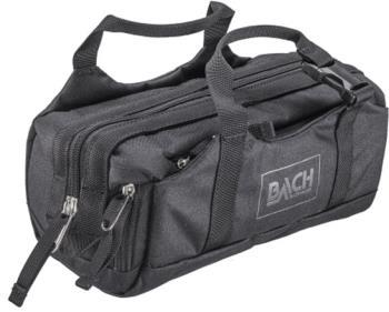 BACH Dr Mini 1000D Cordura Accessory / Wash Bag, 2.4L Black