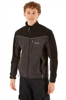 Kilpi Bandit Jacket Men's Windproof Jacket S Black