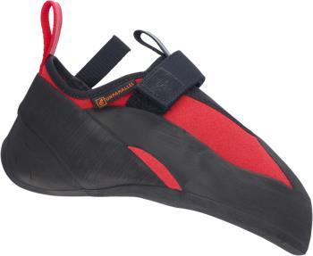 Unparallel Regulus LV Rock Climbing Shoe, UK 6 | EU 39.5 Red/Black