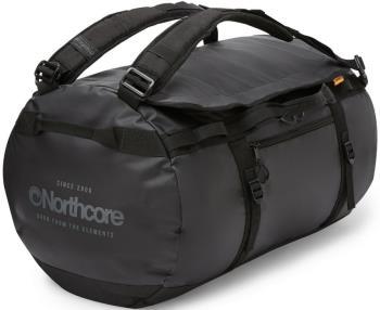 Northcore Adventurer 85L Duffel Travel Bag, 85L Black/Grey