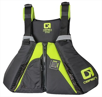 O'Brien Arsenal SUP Flotation Stand Up Paddle Board Vest, XL-2XL Green