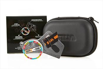 SILVA Jet Spectra Classic Orienteering Compass, Left Magnetic North