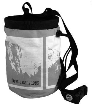 Charko Tube Rock Climbing Chalk Bag, Regular El Capitan