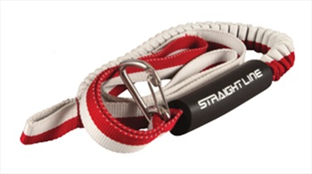 Straight Line Deluxe Dock Tie 4 Ft Red