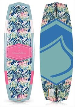 Liquid Force Angel Ladies Boat Wakeboard, 139 Pink Multi