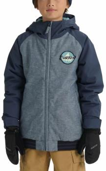 Burton Gameday Boy's Snowboard/Ski Jacket, 10-12 Years Chambray