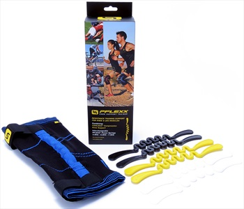 PFlexx Compression Knee Support Trainer, XXL Blue