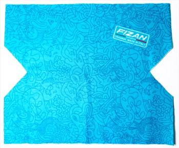 Fizan Adult Unisex Antimicrobial Protective Reusable Face Mask, One Size Turquoise
