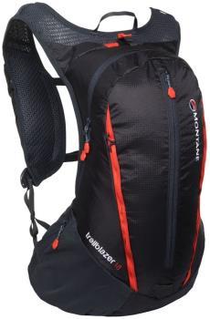 Montane Trailblazer Lightweight Trekking Backpack, 18L Charcoal