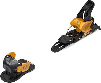 Salomon Warden MNC 11 Ski Bindings, 90mm Lemon/Chrome