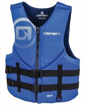 O'Brien Traditional Neo Ski Impact Vest Buoyancy Aid, XL Blue Navy