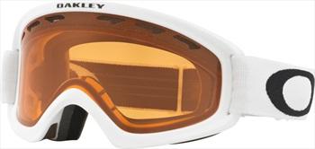 Oakley O2 XS Snowboard/Ski Goggles S Matte White Persimmon