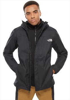 The North Face Quest Triclimate 3-In-1 Hiking Jacket, M Tnf Black