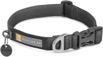 Ruffwear Front Range Collar Webbing Dog Collar, L Twilight Grey