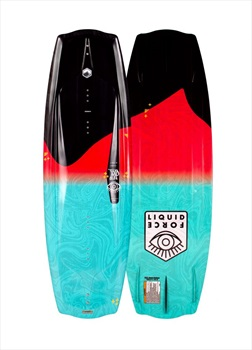 Liquid Force Trip Boat Wakeboard, 144 Blu Red Black 2021