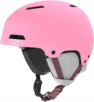 Giro Child Unisex Crue Kids Ski/Snowboard Helmet, M Matte Pink Namuk