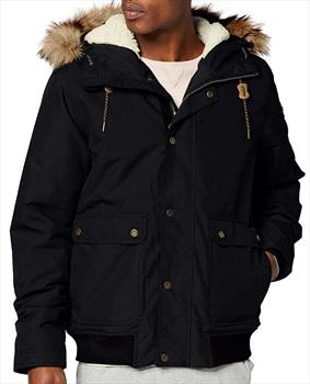Quiksilver Arris Insulated Jacket, M Black