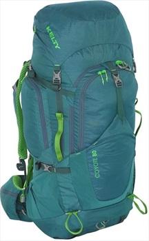 Kelty Adult Unisex Coyote 65 Trekking Backpack, 65L Ponderosa Pine