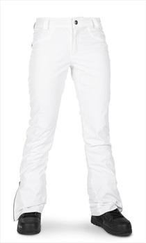 Volcom Battle Stretch Women's Snowboard & Ski Pants S White