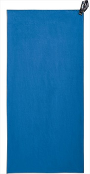 PackTowl Personal Towel Fast Drying Travel Towel, Beach Blueberry