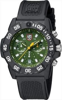 Luminox Navy Seal 3580 XS.3597 Wrist Watch, OS Green/White