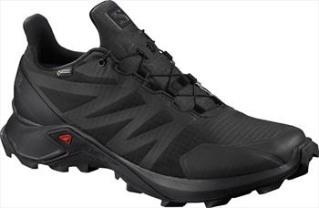 Salomon Supercross GTX Women's Trail Running Shoe, UK 7 Black