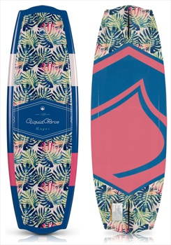 Liquid Force Angel Ladies Boat Wakeboard, 130 Blue Multi