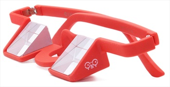 Y&Y Belay Glasses Plastic Climbing Glasses Red