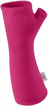 Manbi MicroFleece Wrist Warmers, S/M Raspberry