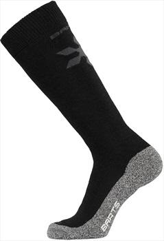 Barts Basic Ski/Snowboard Socks UK 9-11 Black