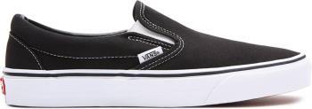 Vans Classic Slip-On Skate Shoes, UK 4.5 Black