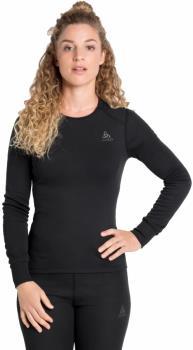 Odlo Active Warm Eco Women's Long Sleeve Base Layer, M Black