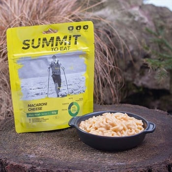 Summit To Eat Macaroni Cheese Camping & Trekking Food, Large