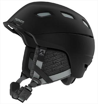 Marker Ampire Ski/Snowboard Helmet, L Black