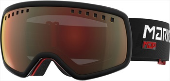 Marker 16:9 MAP Clarity Mirror Snowboard/Ski Goggles, M Black