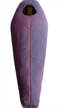 Mammut Women's Relax Fiber Bag -2c 3-Season Sleeping Bag, Medium Renaissance
