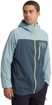 Burton Dispatcher Ultralight Snowboard/Ski Jacket, M Blue/Dark Slate
